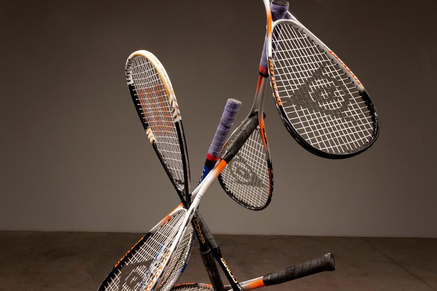 Racket II (detail)