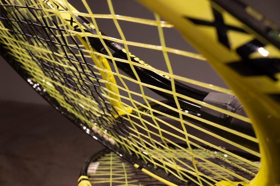 Racket I (detail)