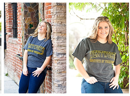Senior Portraits: You can use any photographer you want!!!