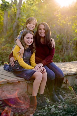 family photo los jilgueros nature preserve fallbrook ca