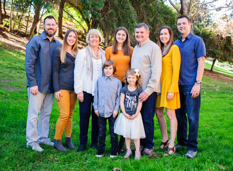 3 Tips Guaranteed To Make Your Family Photo Session More Enjoyable