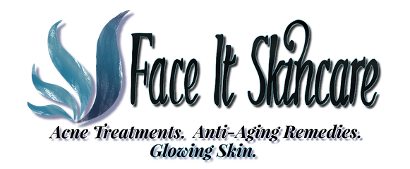 Face It Logo (full logo) - No Background