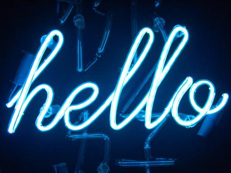 Hello, Goodbye - January 15, 2021