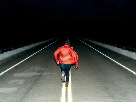 Run away, get away - March 1, 2021