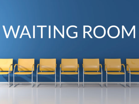Waiting Room - September 1, 2020