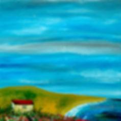 'Solitary Skies' Original Painting
