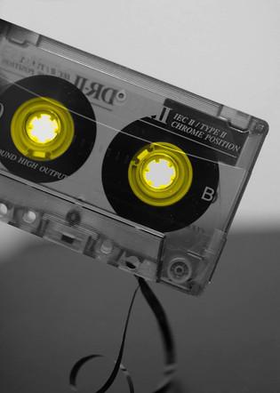 My tape