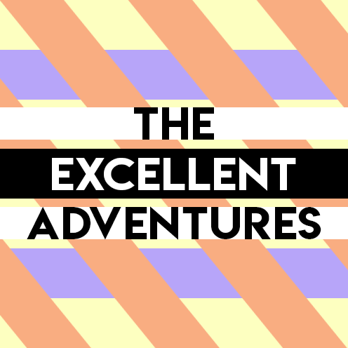 The Excellent Adventures (Arty Pop)