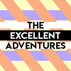 The Excellent Adventures (Arty Pop)