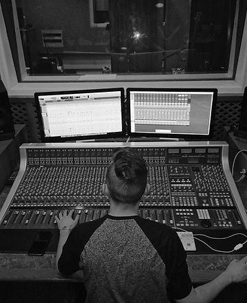 Recording Studio Mixing Leicester