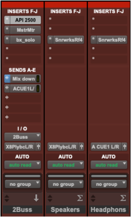 Pro Tools Routing with Sonarworks or SoundID for Mixing and Mastering