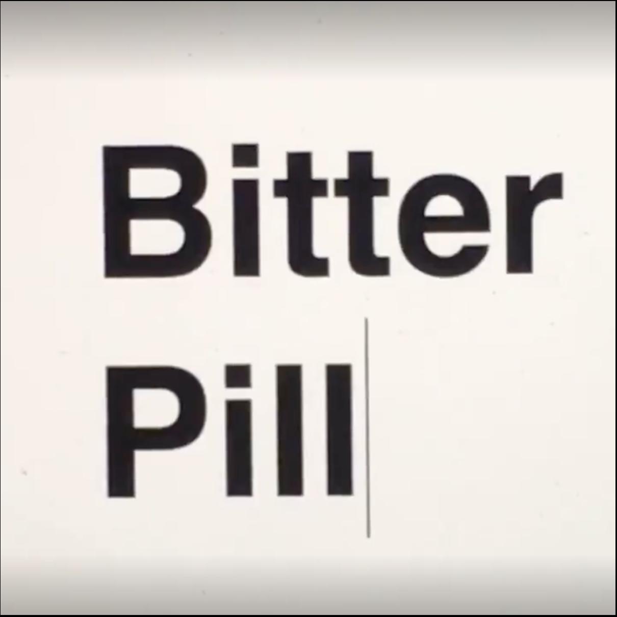 Bitter Pill (Alt Rock)