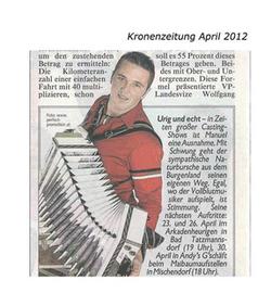 2012   Kronen Zeitung
