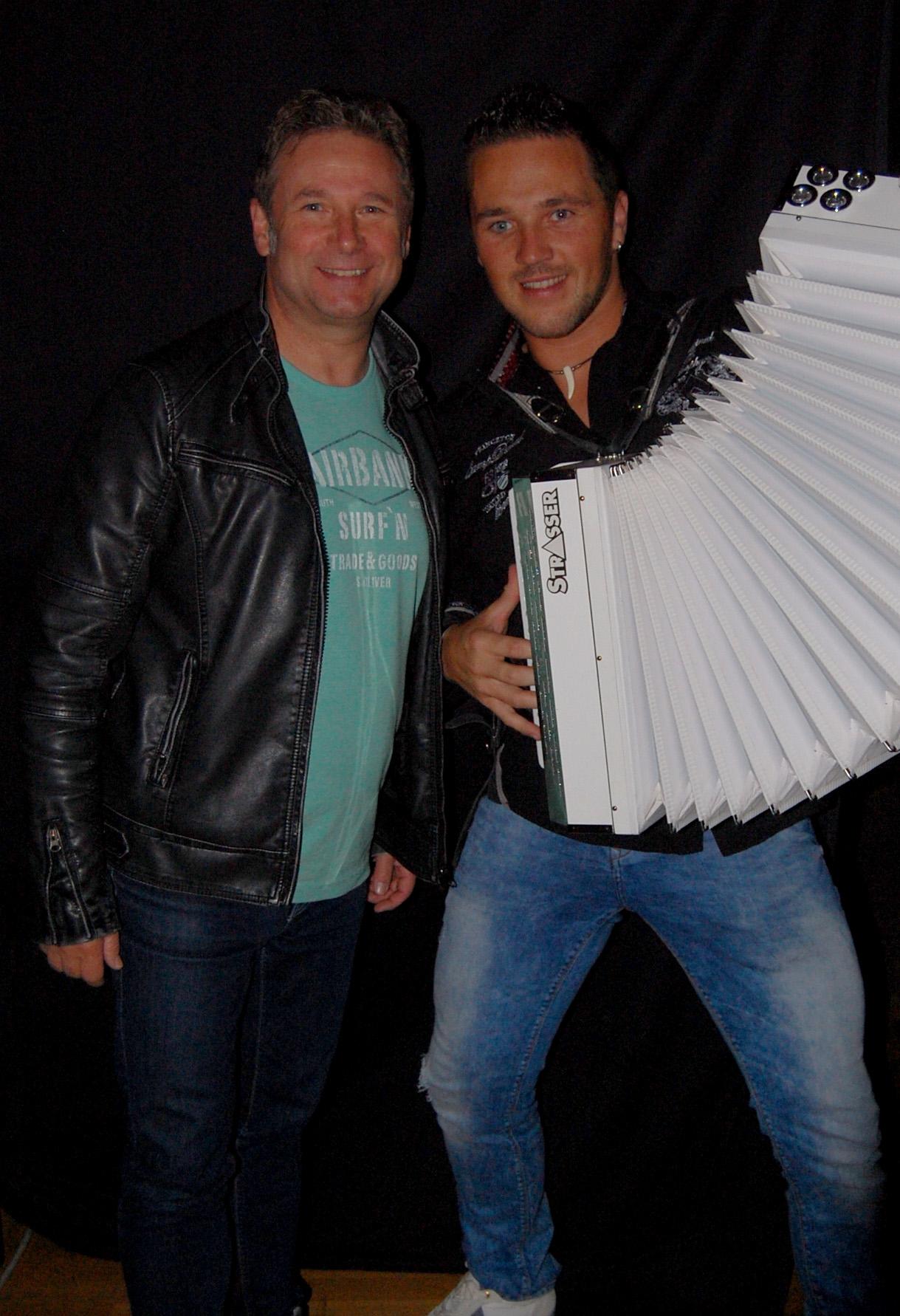 Manuel mit Gottfried Würcher
