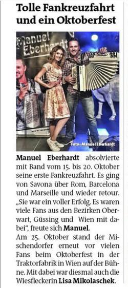 2017 Nov.   Bezirksblatt Oberwart