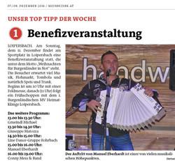 2016 Dez.   Bezirksblatt