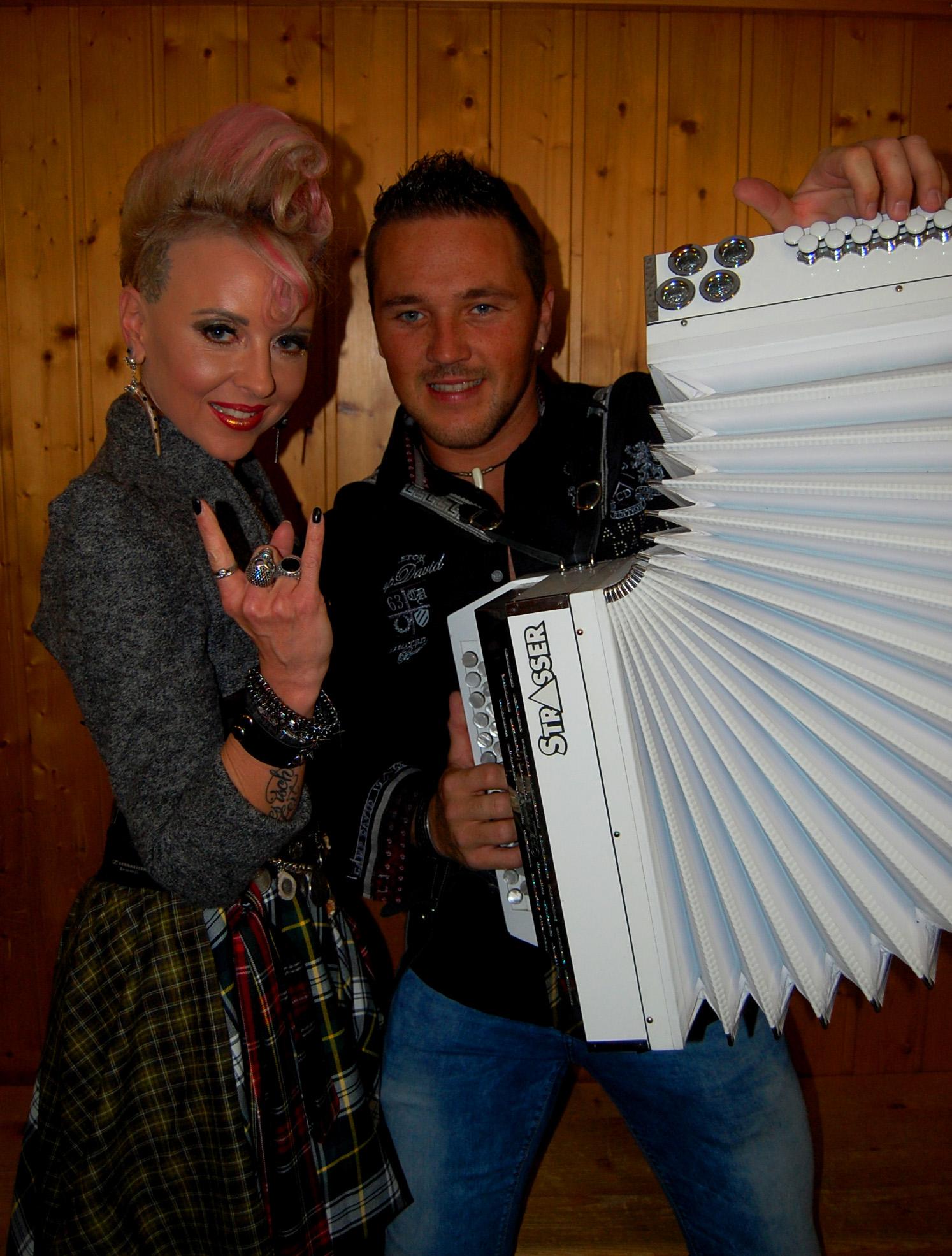 Manuel mit Hannah