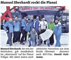 2018 Jan.   Bezirksblatt Oberwart