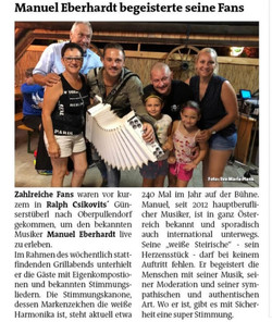 2018 Aug Bezirksblatt Oberpullendorf