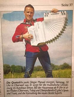 2015 September   Kronen Zeitung