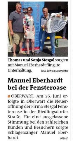 2016 Juli   Bezirksblatt