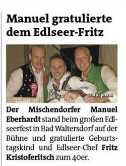 2016 Sept.   Bezirksblatt