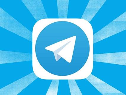 Pour le nouveau référendum, rdv sur Telegram...
