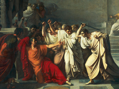 There Will Be Blood: Beware the Ides of March!
