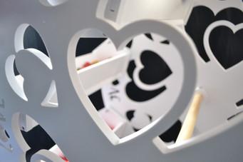 Ferris Wheel Love Heart