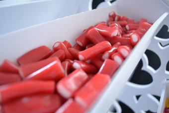 Ferris Wheel Strawberry Pencils
