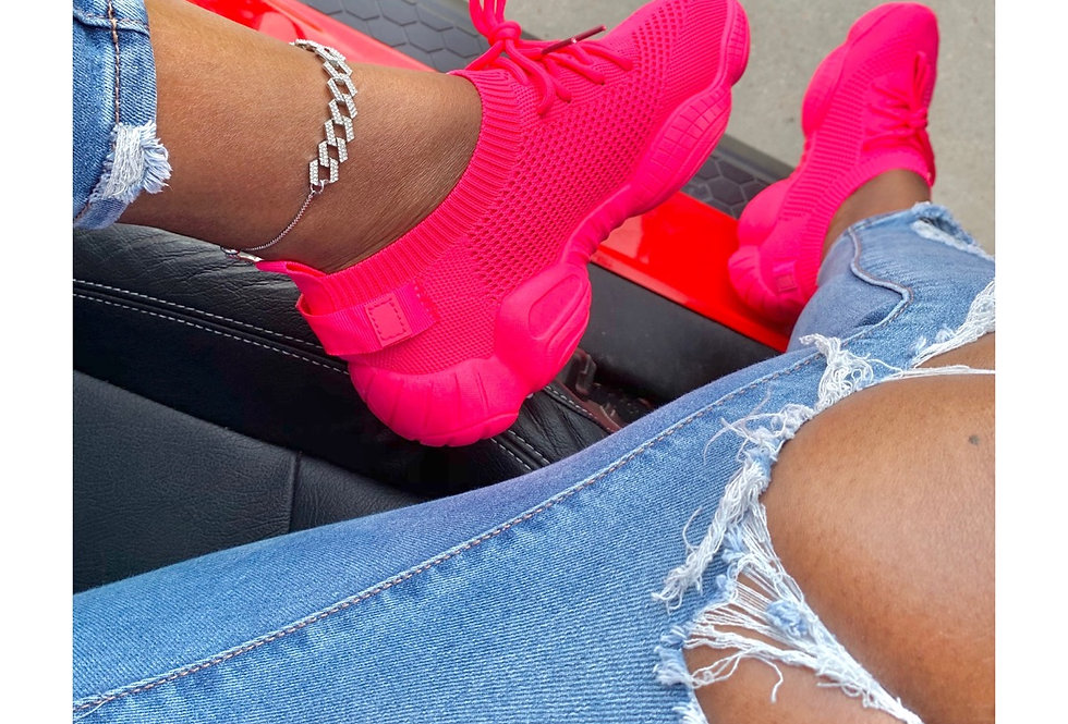 Clutch (Pink)