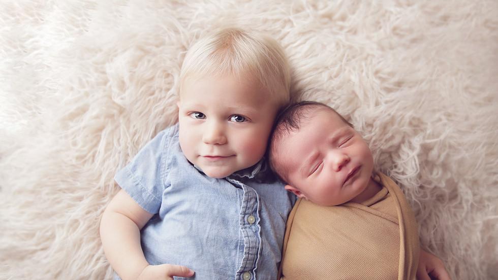 Baby Frankie - Newborn Photography