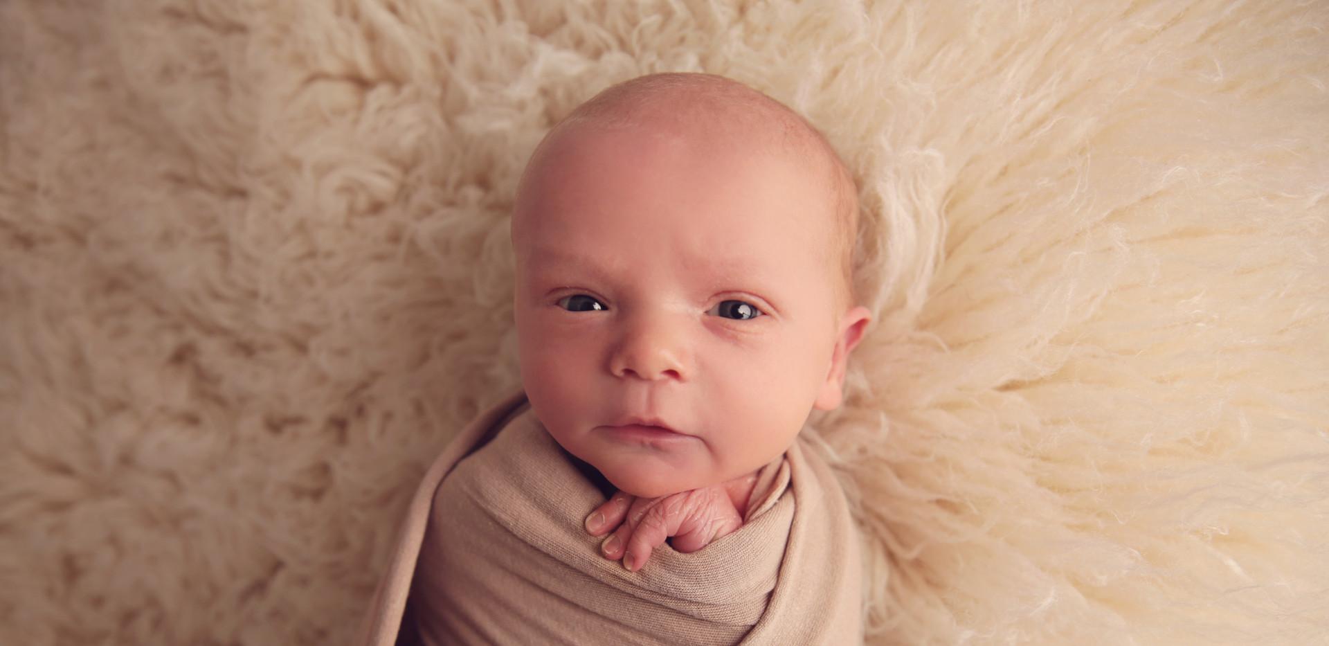 Baby Jude - Newborn Photography