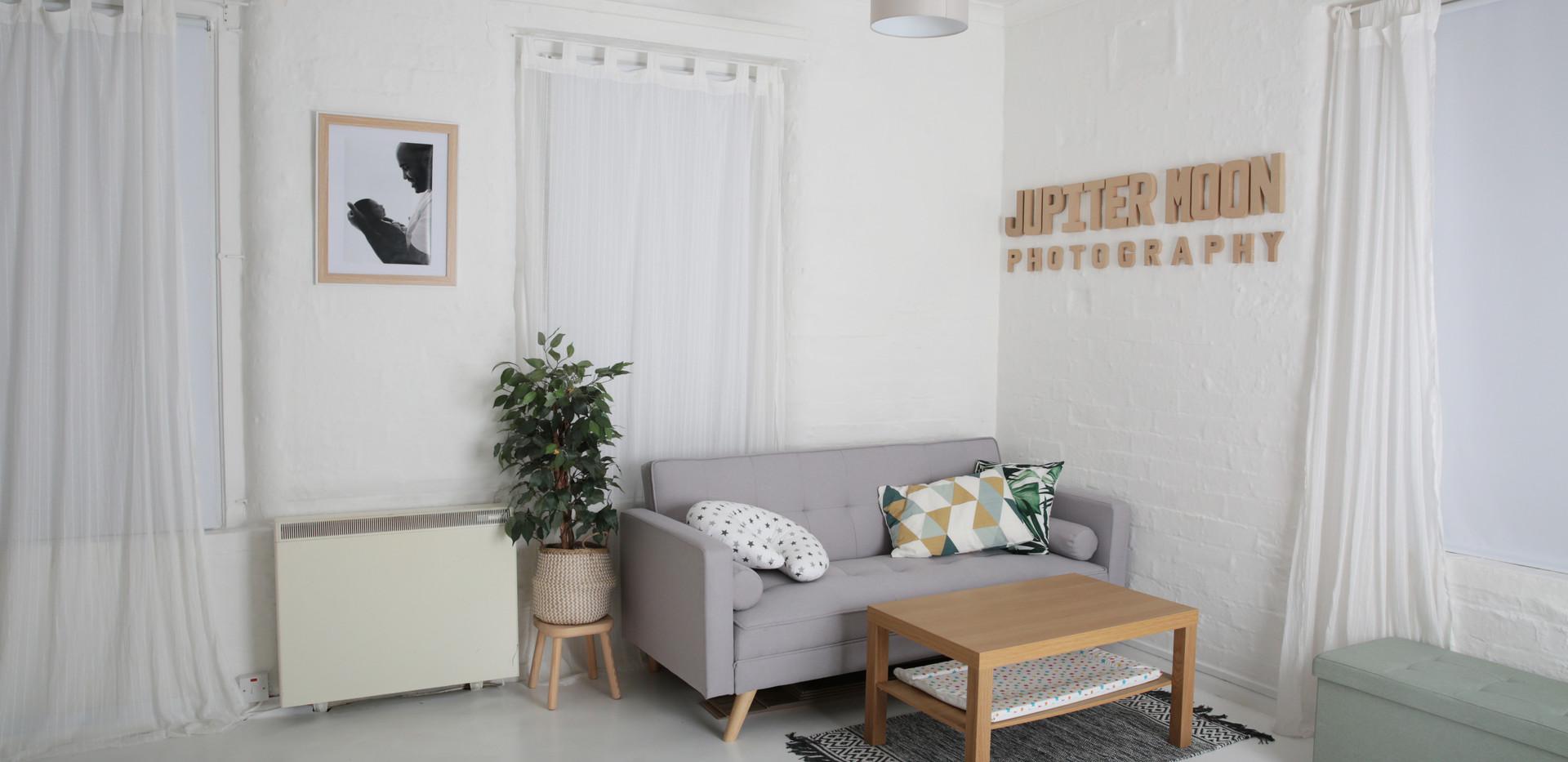 Studio Room at Jupiter Moon Photography