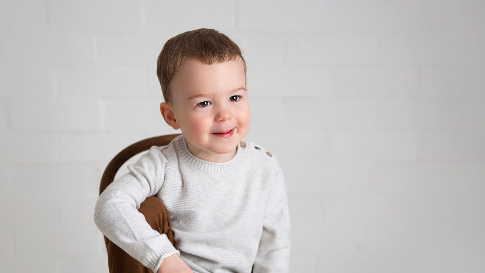 Oliver- Children's Photography