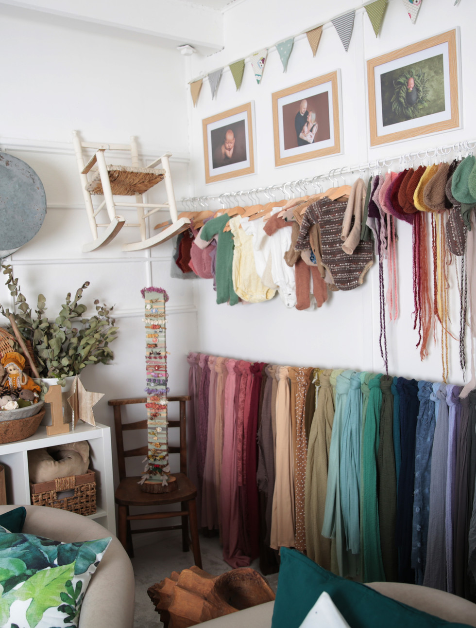 Outfit Wall