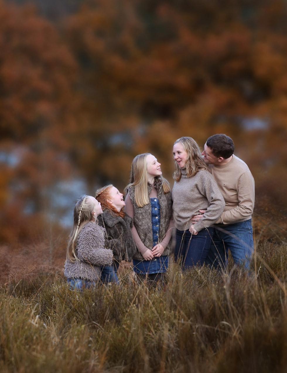 Family Portrait Holmfirth