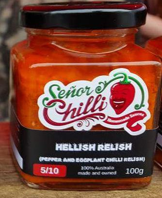 Hellish Relish, 250g