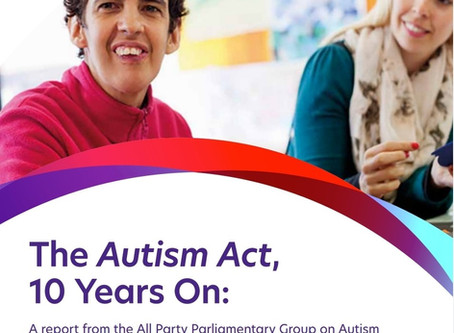 The Autism Act - 10 years on