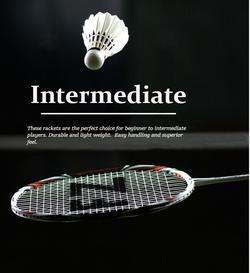 Intermediate to beginner
