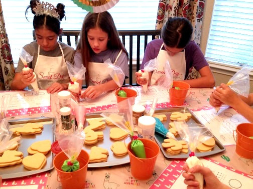 Cookie Decorating Party by Sweet Dey_edi