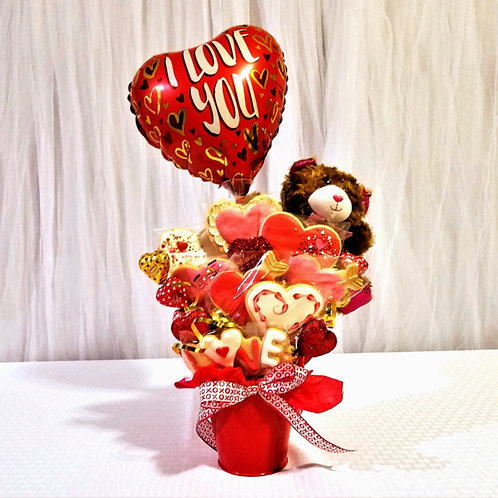 Cookie Bouquet (8 ct.)