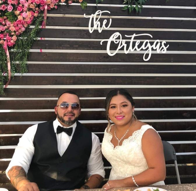 The Ortega Wedding