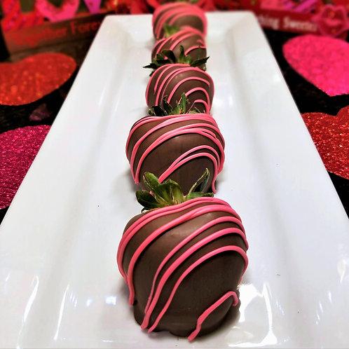 Chocolate Dipped Strawberries 1 dz.