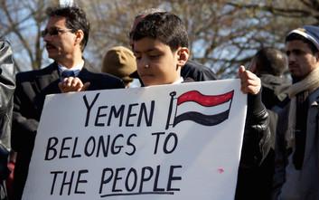 Yemen's transition during the 'Arab Spring'