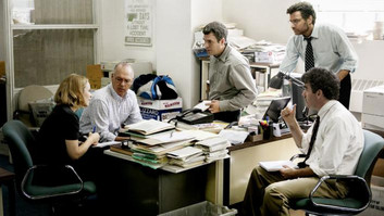 Authenticity In Telling The 'Spotlight' Story