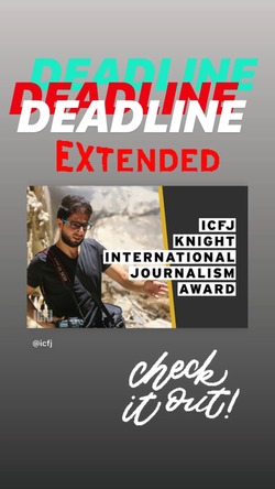 ICFJ Knight Opportunity