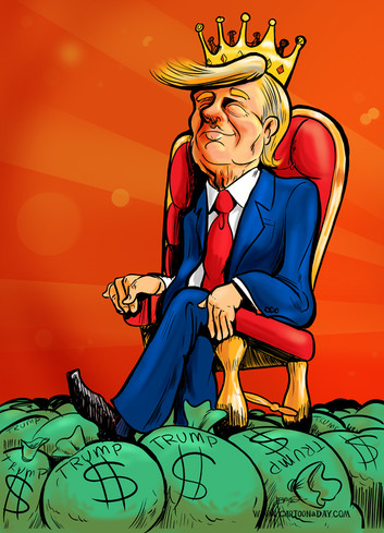 Dear Donald Trump, How Machiavellian Of You