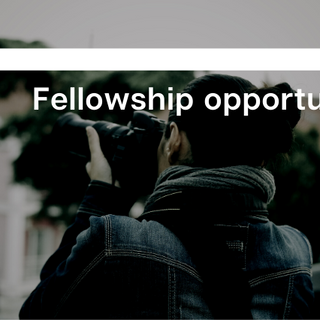 IJNet fellowship opportunity post graphic