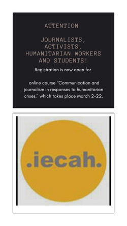 IECAH opportunity post